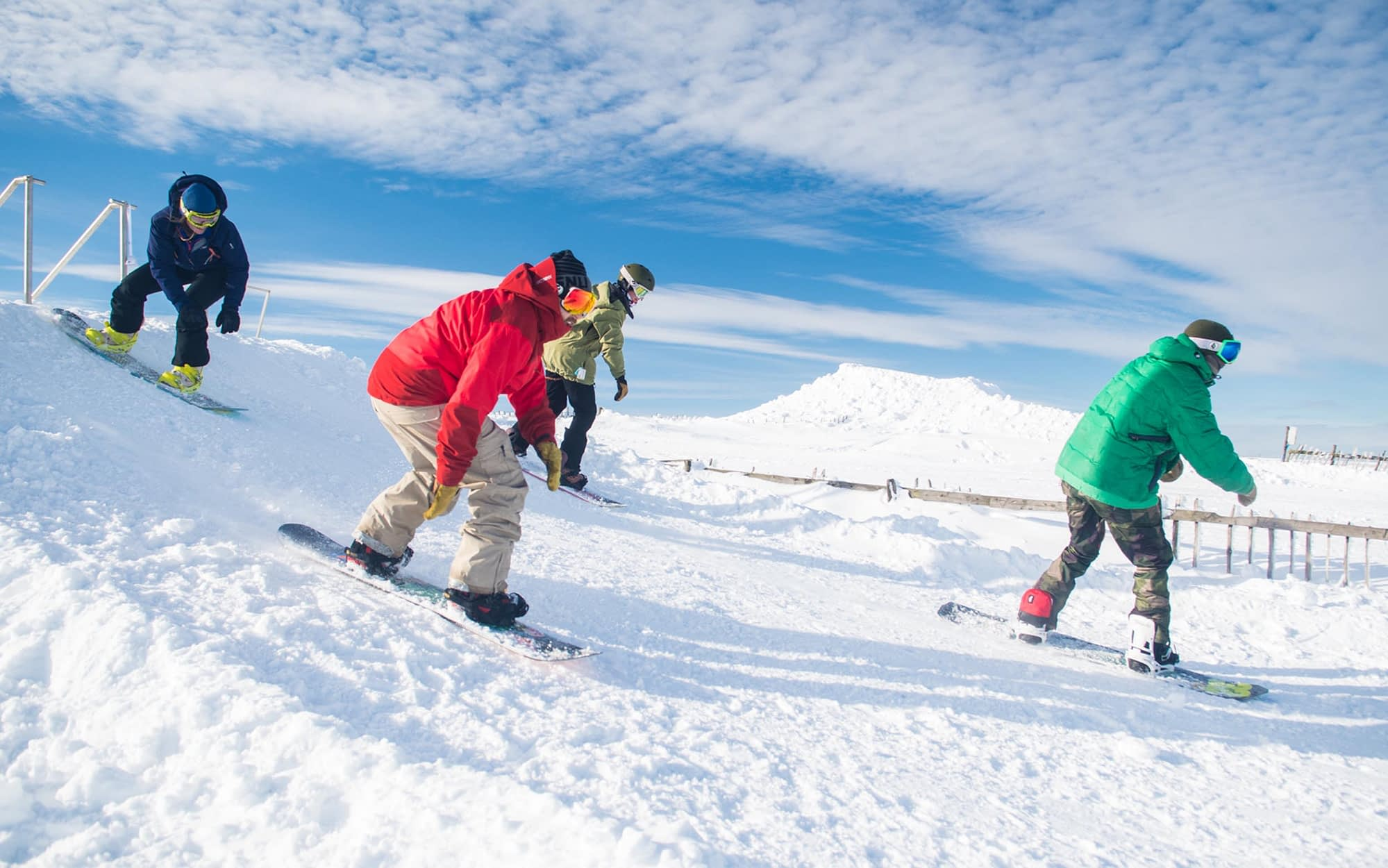 The lecht 2090: Skiing in Scotland is just great!