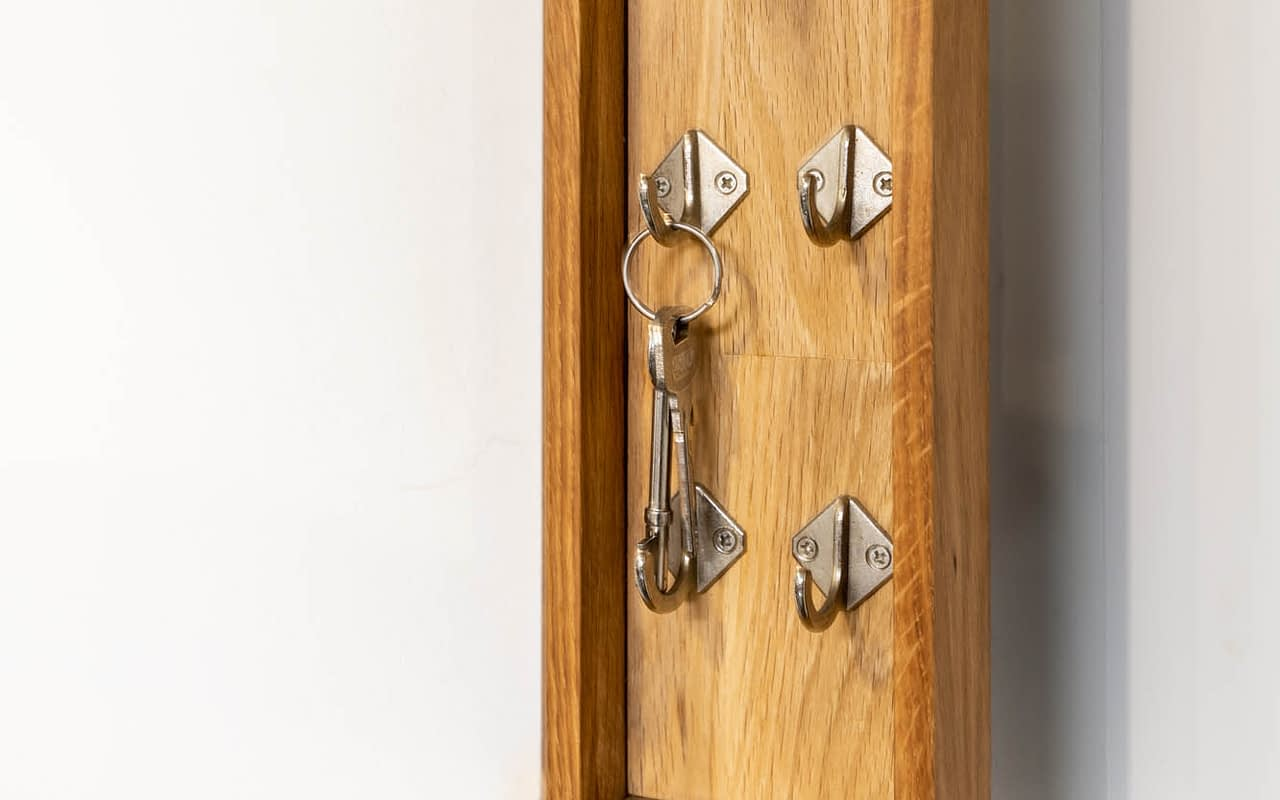 Leave the keys when you leave your self catering acommodation in the cairngorms