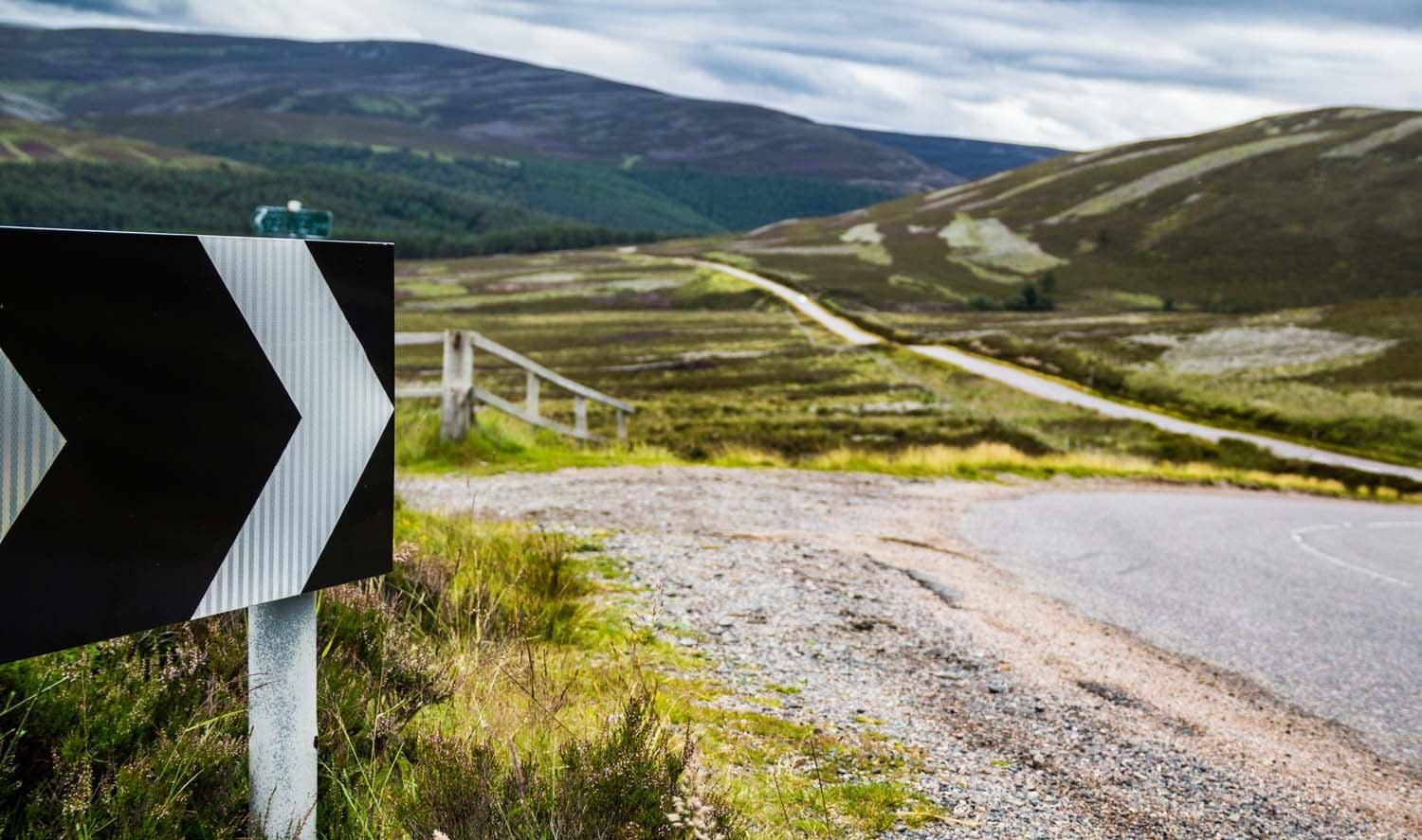 Follow the signs on your cycling trip