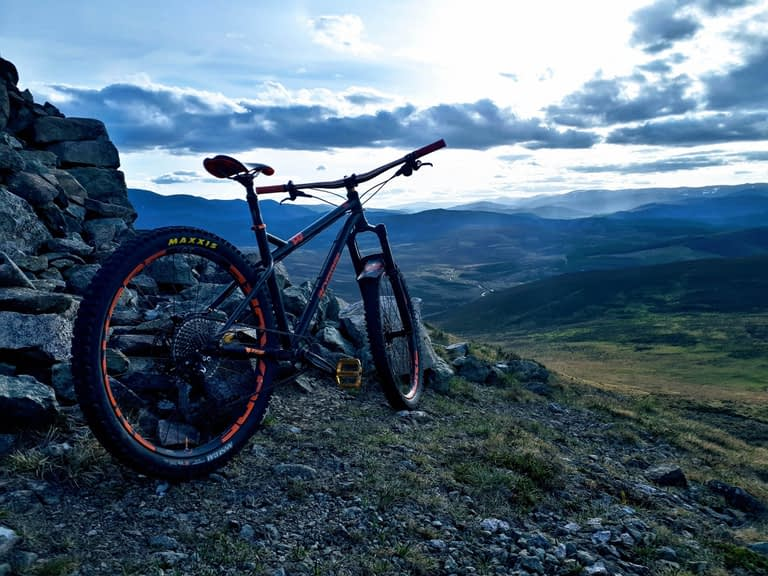 Plan Your Cycling Route in Scotland​